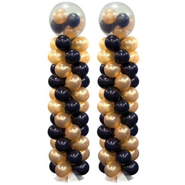 2 Meter Balloon Column x 2