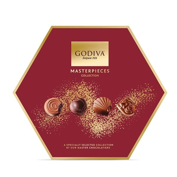 Godiva Masterpieces Collection Box