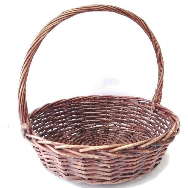 Wicker Basket 1  x  10 pieces