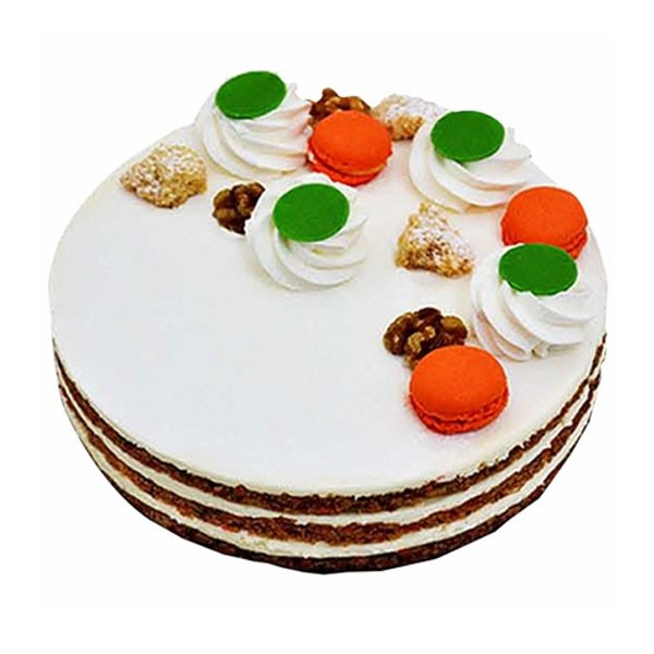 Rich Carrot Cake