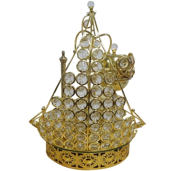 Arabic Incense Burner & Perfume Tray