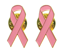 Ribbon Metal Pin Badge x 20 badges