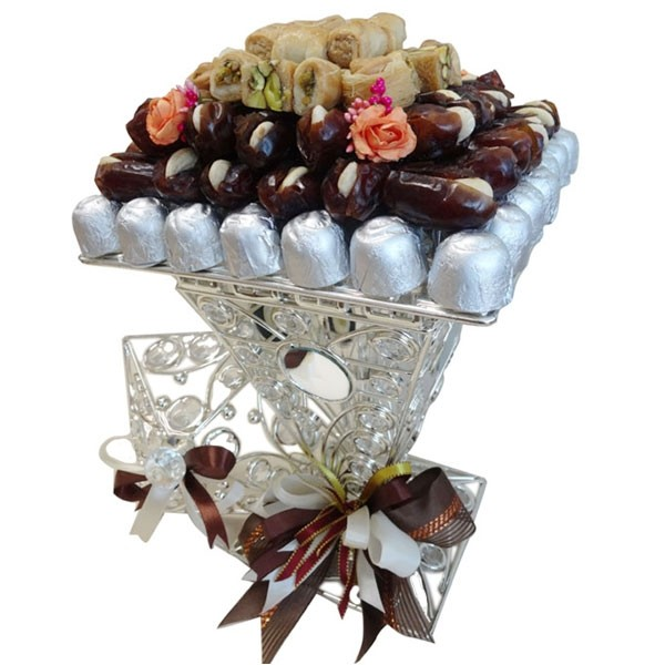 Incense Burner with Sweets